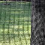Hochbeet Zubehör - Maschendraht schwarz